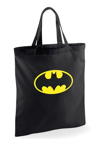 Batman - Logo Tote Bag Black