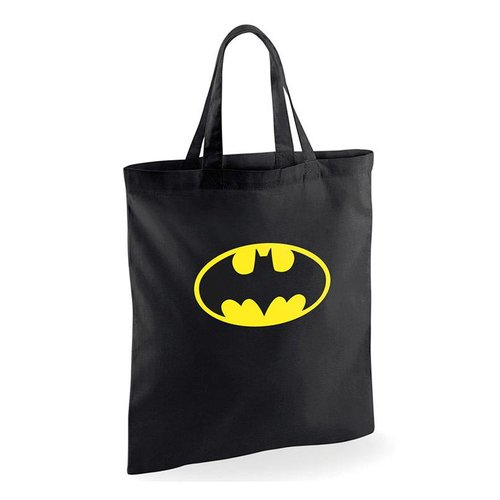 CID Batman - Logo Tote Bag Black