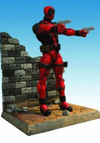 DEADPOOL - FIGURINE DEADPOOL 18CM - MARVEL SELECT