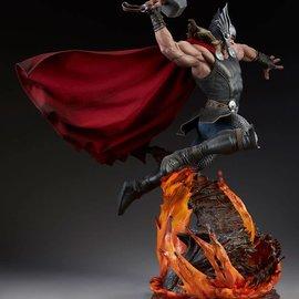 Pre-Order Marvel: Thor Breaker of Brimstone Premium Statue