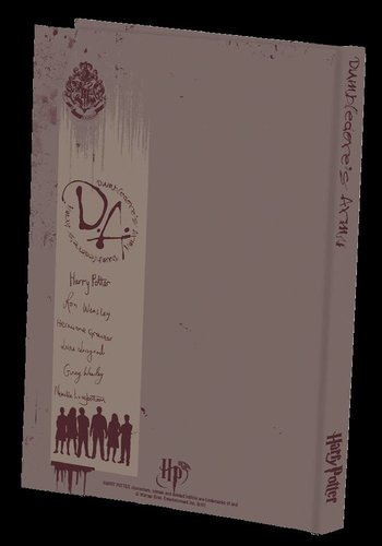 Harry Potter: Dumbledore´s Army Light-Up Notebook