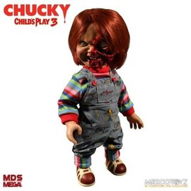 Mezcotoys Child's Play 3: Mega Talking Pizza Face Chucky