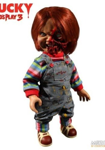 Pre-Order Child's Play 3: Mega Talking Pizza Face Chucky
