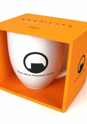 Half Life 2: Black Mesa - Decal Mug