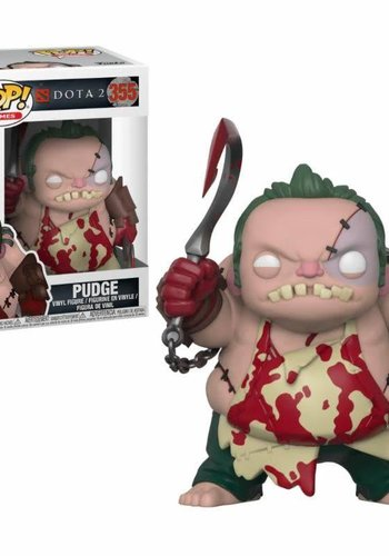 Pop! Games: Dota 2 - Pudge