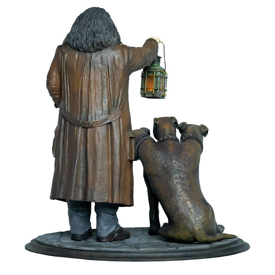 Pre-Order : Harry Potter: Hagrid and Fluffy Premium Motion Statue