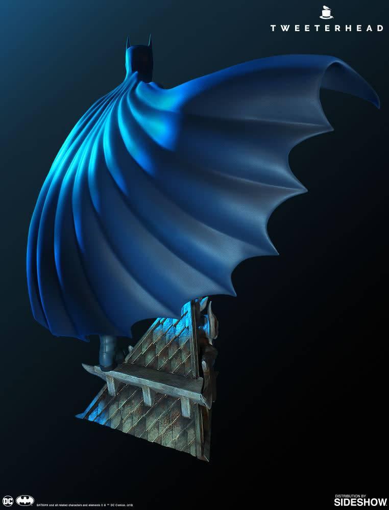 Sideshow Pre-Order DC Comics: Super Powers Collection - Batman Maquette