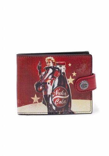 Fallout 4: Fallout Nuka Cola Billfold Wallet