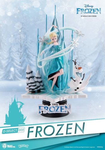 Disney: Frozen PVC Diorama