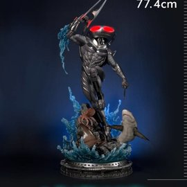 prime1 DC Comics: Injustice 2 - Black Manta 1:4 Scale Statue