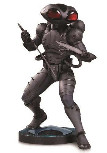 DC Comics: Aquaman Movie - Black Manta 1:6 Scale Statue