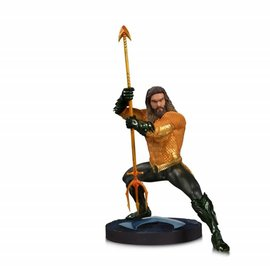 Diamond Direct DC Comics: Aquaman Movie - Aquaman 1:6 Scale Statue