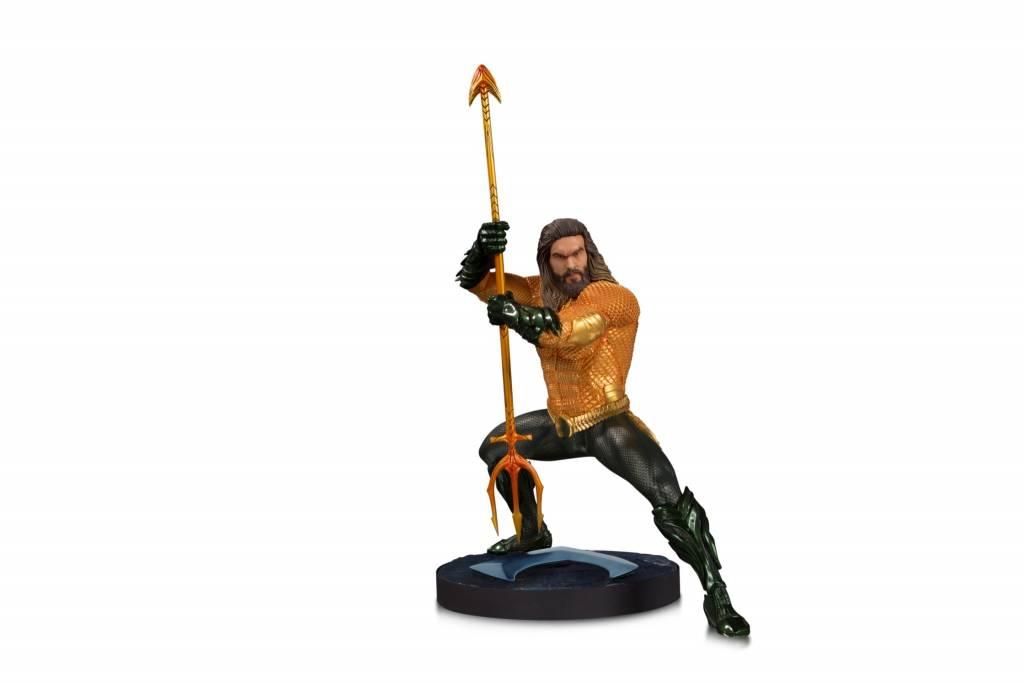 Diamond Direct DC Comics: Aquaman Movie - Aquaman 1:6 Scale Statue