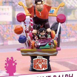 Beast Kingdom Disney: Wreck-It Ralph PVC Diorama