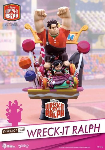 Disney: Wreck-It Ralph PVC Diorama