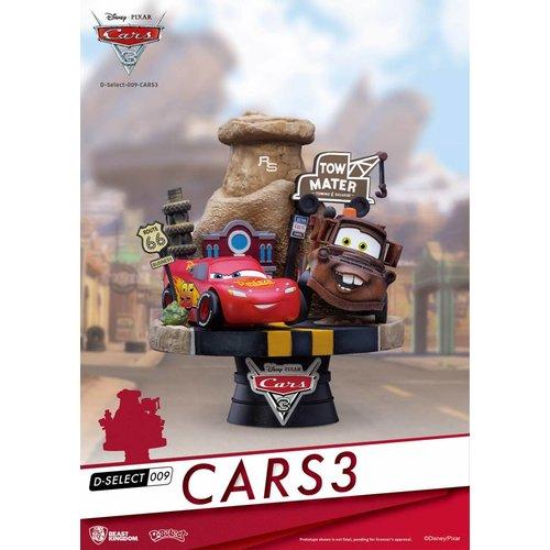 Beast Kingdom Disney: Cars PVC Diorama