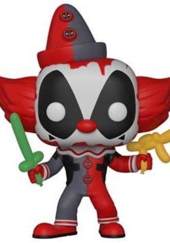 Pop! Marvel: Deadpool - Clown Deadpool
