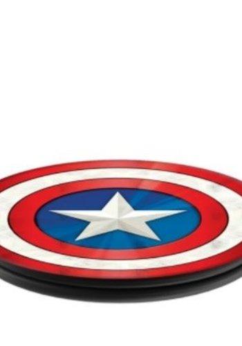 PopSockets Grip: Marvel - Captain America Shield Icon