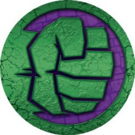 Popsockets PopSockets Grip: Marvel - The Hulk Icon