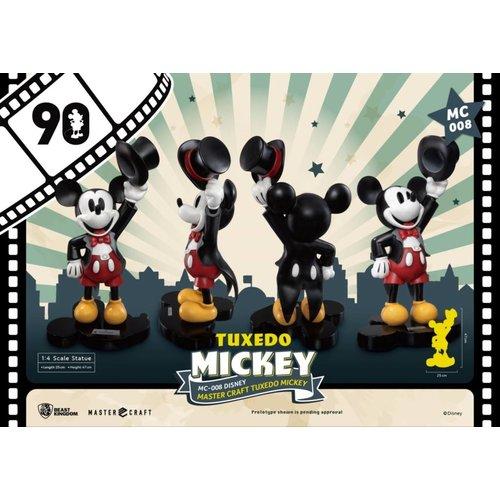 Beast Kingdom Disney: Master Craft Tuxedo Mickey 1:4 statue