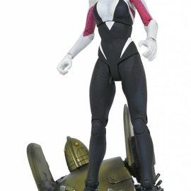 Diamond Direct Marvel Select: Spider-Gwen Action Figure