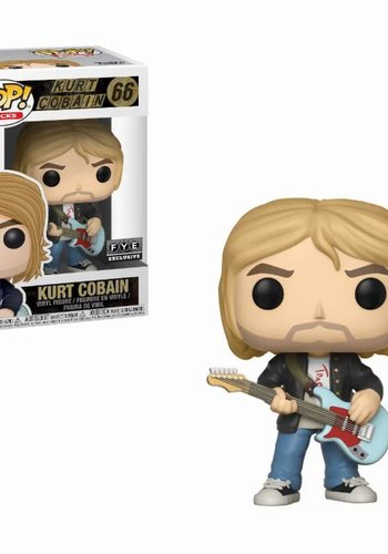 Pop! Music: Live and Loud Kurt Cobain LE