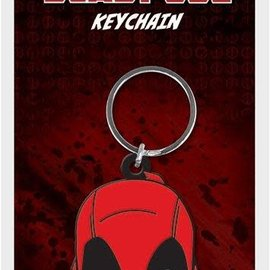 Marvel Keychain DEADPOOL mask