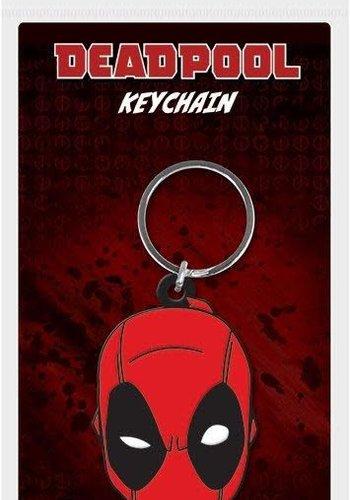 Keychain DEADPOOL mask