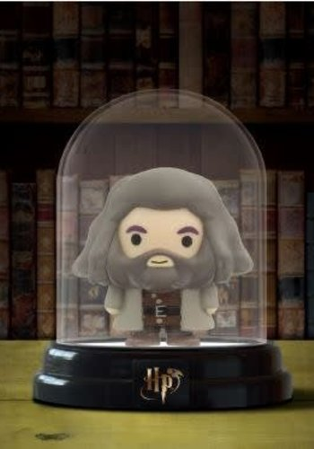 HARRY POTTER - MINI BELL JAR LIGHT - HAGRID - 12CM