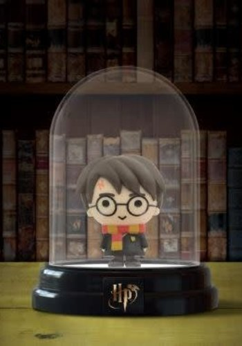 HARRY POTTER - MINI BELL JAR LIGHT - HARRY POTTER - 12CM