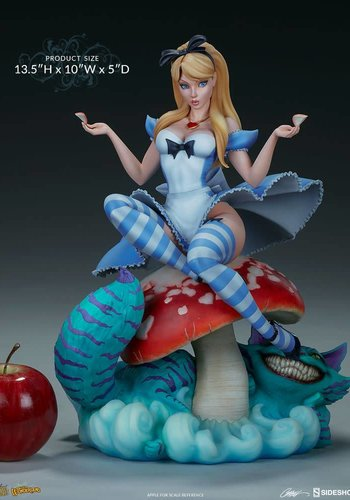 Fairytale Fantasies Collection: Alice in Wonderland Statue