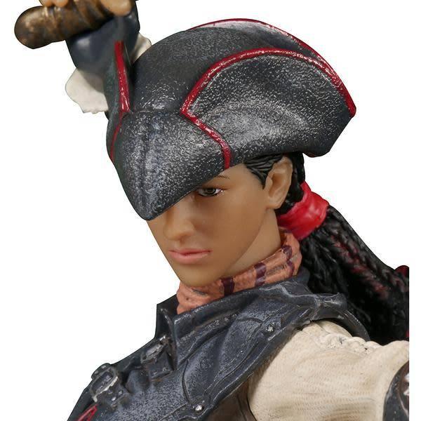 Ubisoft Assassin's Creed Liberation: PVC Statue: Aveline De Grandpré