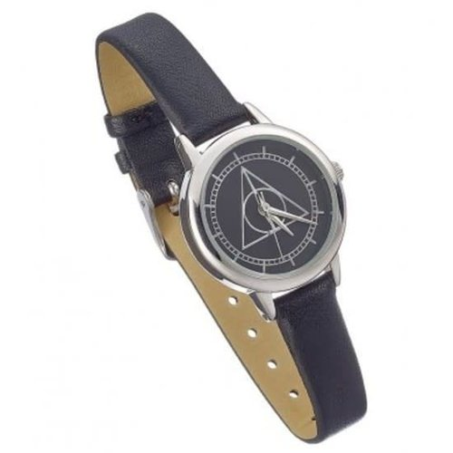 The Carat Shop Harry Potter Deathly Hallows watch 30mm Face (unisex)