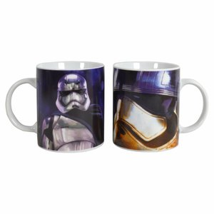 Star Wars Episode VII Captain Phasma ceramic mug