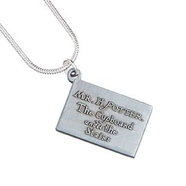 The Carat Shop Harry Potter Hogwarts Acceptance Letter necklace