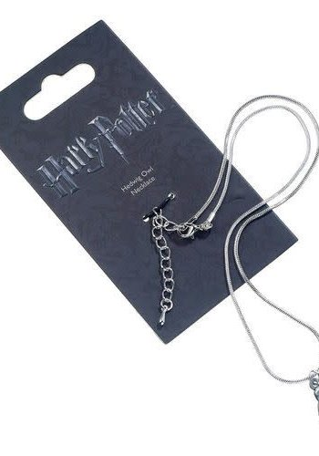 Harry Potter Hedwig the Owl necklace