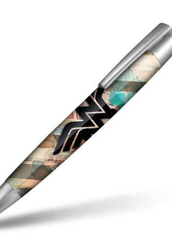 DC Comics Wonder Woman Collage pen