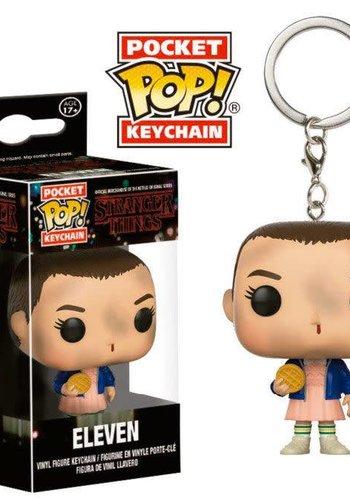 Pocket POP Keychain Stranger Things Eleven