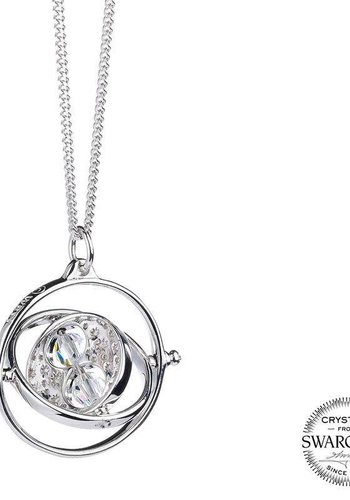 Harry Potter Time Turner swarovski necklace