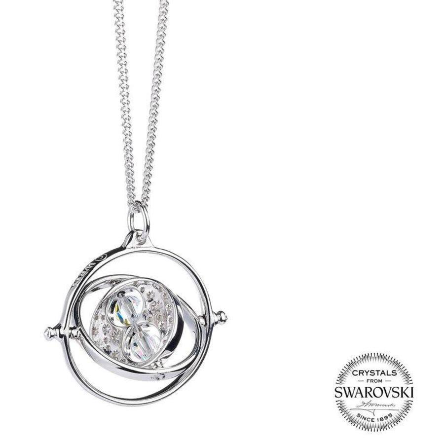 Harry Potter Time Turner swarovski necklace