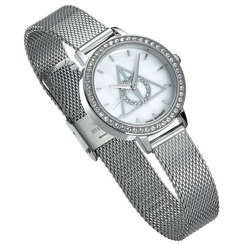 The Carat Shop Harry Potter Deathly Hallows swarovski watch