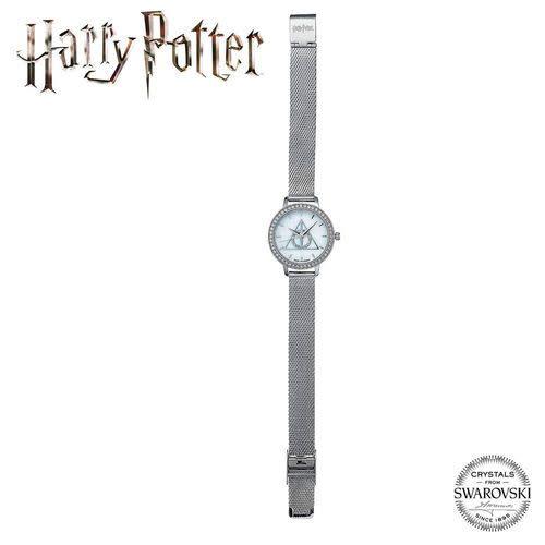 The Carat Shop Harry Potter Deathly Hallows swarovski watch