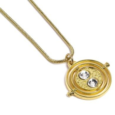 The Carat Shop Harry Potter  20MM fixed time  turner necklace