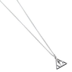 Warner Bross Harry Potter Deathly Hallows necklace