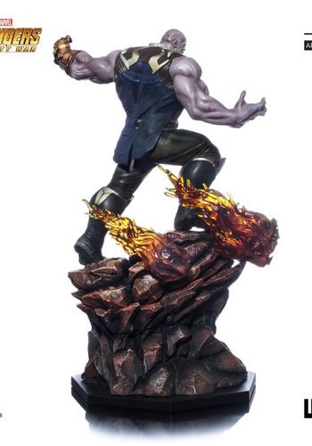 Marvel: Avengers Infinity War - Thanos 1:10 Scale Statue