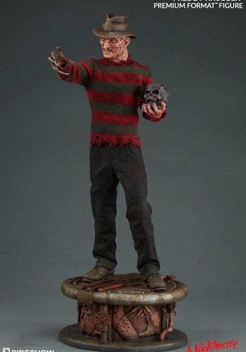 Nightmare on Elm Street: Freddy Kruger Premium Statue