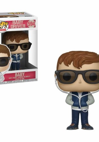 Pop! Movie: Baby Driver - Baby