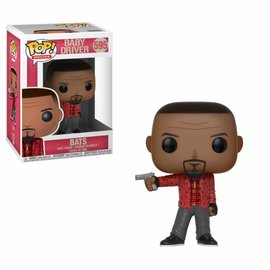 FUNKO Pop! Movie: Baby Driver - Bats