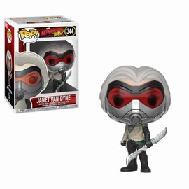FUNKO Pop! Marvel: Ant-Man and The Wasp - Janet van Dyne