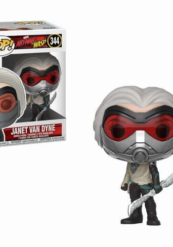 Pop! Marvel: Ant-Man and The Wasp - Janet van Dyne